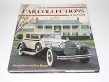 Great Car Collections of the World (Eves & Burger 1988)