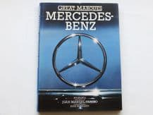GREAT MARQUES MERCEDES-BENZ (Bell 1980)