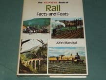 GUINNESS BOOK OF RAIL FACTS AND FEATS ; THE (Marshall 1971)