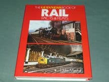 GUINNESS BOOK OF RAIL FACTS AND FEATS ; THE (Marshall 1981) 3rd Edition