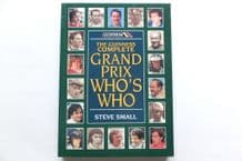 GUINNESS COMPLETE GRAND PRIX WHO'S WHO (Small 1994)