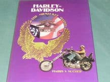 HARLEY-DAVIDSON - The Milwaukee Marvel 1st ed. (1981)