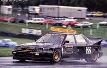 Honda Legend Thundersaloon Ron Cumming Brands 1992