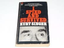 I Spied And Survived (Singer 1980)