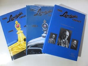 Lanchester Legacy : The.   Volumes 1-3  (Clark  & Fletcher 1995-2017)