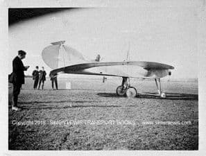 Lee-Richards Annualar Monoplane 1913 . Photo C