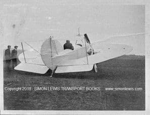 Lee-Richards Annualar Monoplane 1913 . Photo D