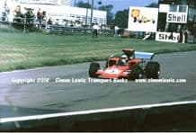 LOLA T300 F5000 (Frank Gardner)photo.   Oulton Park  Gold Cup 1972