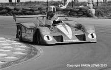 "LOLA T530 (Foulston)  Brands Hatch Thundersports June 1987  10x7"" photo"