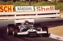 Lotus 49 Graham Hill 1970 South African GP