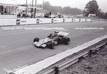 March 721G . Photos.Ronnie Peterson 1972 Canadian GP