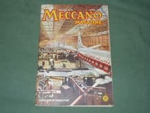 MECCANO MAGAZINE 1956 April Vol XLI No.4