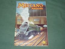 MECCANO MAGAZINE 1956 March Vol XLI No.3