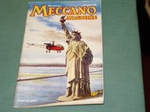 MECCANO MAGAZINE 1958 January Vol XLIII No.1