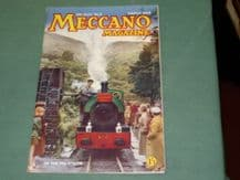 MECCANO MAGAZINE 1958 March Vol XLIII No.3