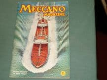 MECCANO MAGAZINE 1959 April Vol XLIV No4