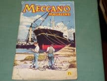 MECCANO MAGAZINE 1959 January Vol XLIV No1