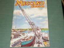 MECCANO MAGAZINE 1960 September Vol XLV No.9