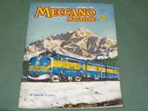 MECCANO MAGAZINE 1961 December  Vol XLVI No.12