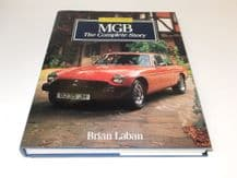 MGB The Complete Story (Laben 1991)