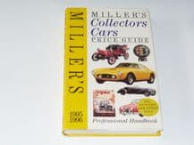 Miller's Collector's Car Price Guide 1995/96 (ex lib)