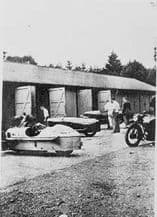 Morgan 3 wheelers by Booklands tuning sheds 1932