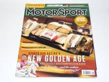 MOTOR SPORT 2014 January (World Sports Cars, Allan McNish, Alec Poole, Lewis Hamilton)