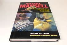 NIGEL MANSELL THE COMPLETE PICTORIAL RECORD (Sutton 1995)