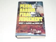 Pearl Harbour Final Judgement (Clauser & Lee 1993)