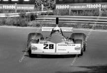 Penske March 751, Mark Donohue German GP 1975  action photo