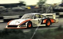 PORSCHE 935-78 'Moby Dick' Group 5 Mass/Ickx Silverstone 6 Hours 1978