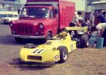 "Ralt RT1 Geoff Brabham  Mallory Park F3 1976  7x5"" photo"