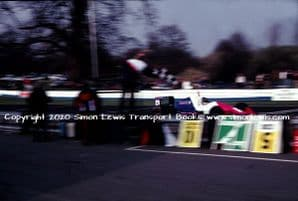Reynard 90D Paul Warwick photo 1991 British F3000 Oulton March 30 (a)