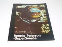 Ronnie Peterson - SuperSwede (Henry 1979)