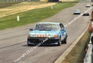 ROVER SD1 Vitesse. Jeff Allam Donington Park BTCC 1983 photo (C)