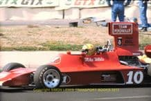 "Shadow DN3 Mike Wilds Shellsport 5000 June 1976  7x5"" photo"