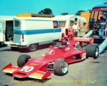 "Shadow DN3 Mike Wilds Shellsport 5000  Mallory 1976  5x5"" photo (a)"