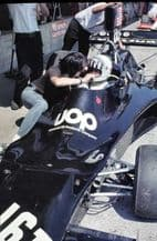 SHADOW DN3a F1 - TOM PRYCE - AUSTRIAN GP 1974 photo