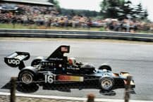 SHADOW DN5 Tom Pryce German GP 1975