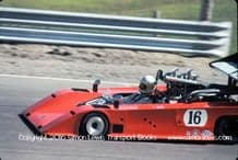 SHADOW Mk1 AVS. George Follmer at speed, Mosport Can Am 1970