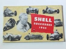 SHELL SUCCESSES 1953