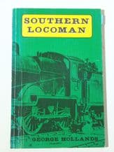 SOUTHERN LOCOMAN (Hollands. undated c.1970s)