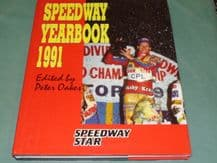 SPEEDWAY YEARBOOK 1991 (Oakes)