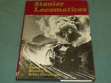 STANIER LOCOMOTIVES ; A PICTORIAL HISTORY BY Brian Haresnape (1974)