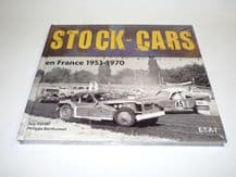 Stock-Cars en France 1953-1970 (Curvel & Berthonnet 2007)