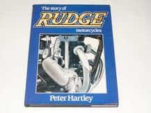 Story of Rudge Motorcycles : The  (Hartley 1995)