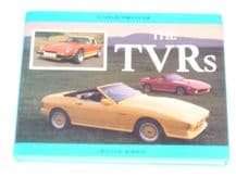 THE TVRs A Collector's Guide  ( Robson 1987)