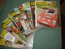 THOROUGHBRED & CLASSIC CARS 1982 Complete Year