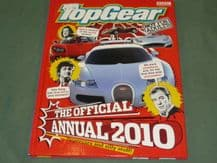 TOP GEAR THE OFFICIAL ANNUAL 2010. (Clarkson, Hamster, May)