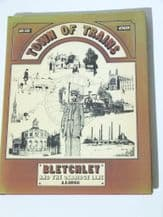 TOWN OF TRAINS. BLETCHLEY AND THE OXBRIDGE LINE 1838-1980 (Grigg 1980)